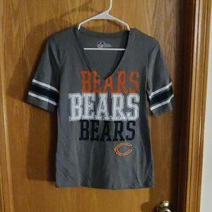 Ladies Chicago bears shirt
